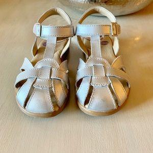 Girls stride rite sandal. Size 13.